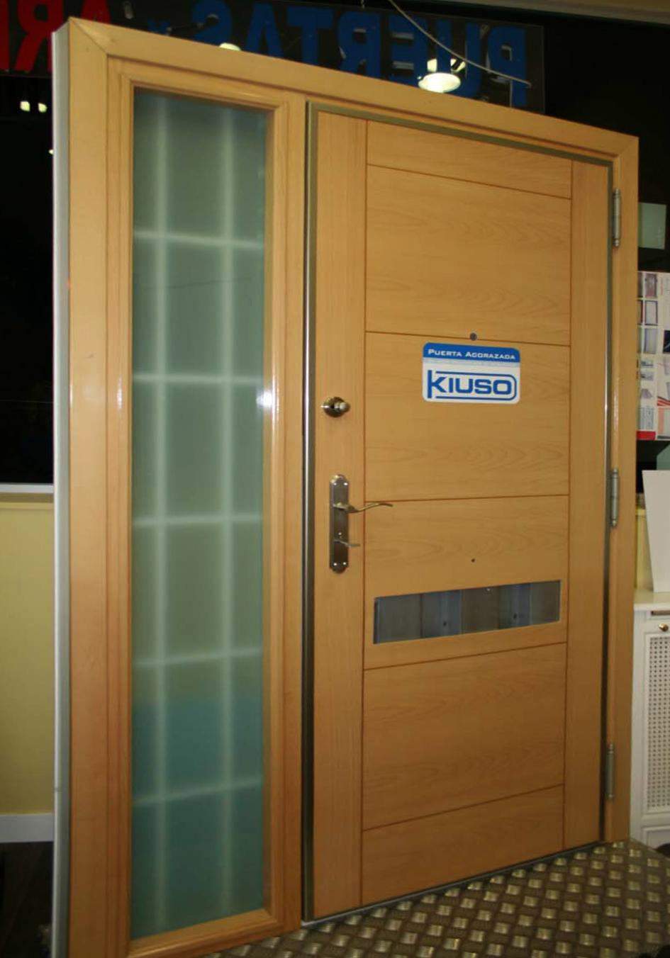 La primera puerta de la casa la m s segura blog de - Puertas kiuso ...