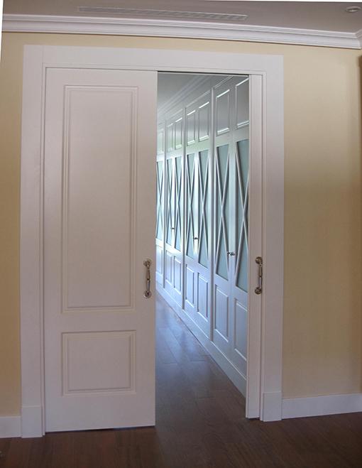 Puertas lacadas blancas decoraci n puertas miansa page 2 for Puertas de interior lacadas