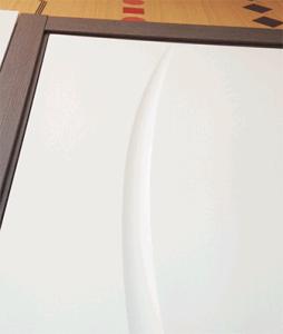 3D puerta interior lacada decoracion