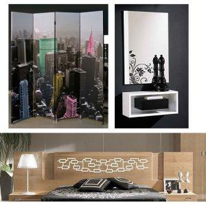 Muebles y puertas Serigrafiados y personalizados