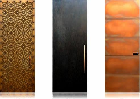Puertas personalizadas por impresión digital de Puertas Miansa