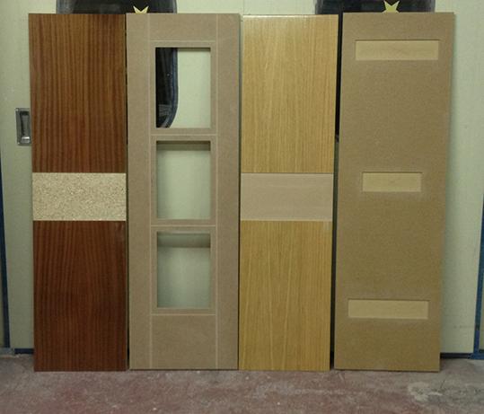 Vaciado puertas armarios corredera