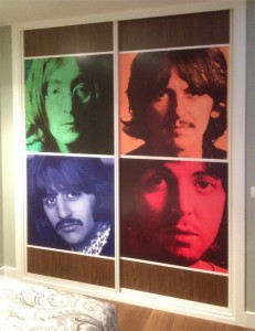 Impresion digital The Beatles