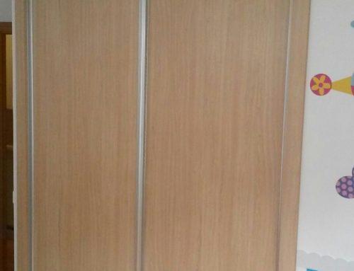 Puertas de paso, armarios e interiores