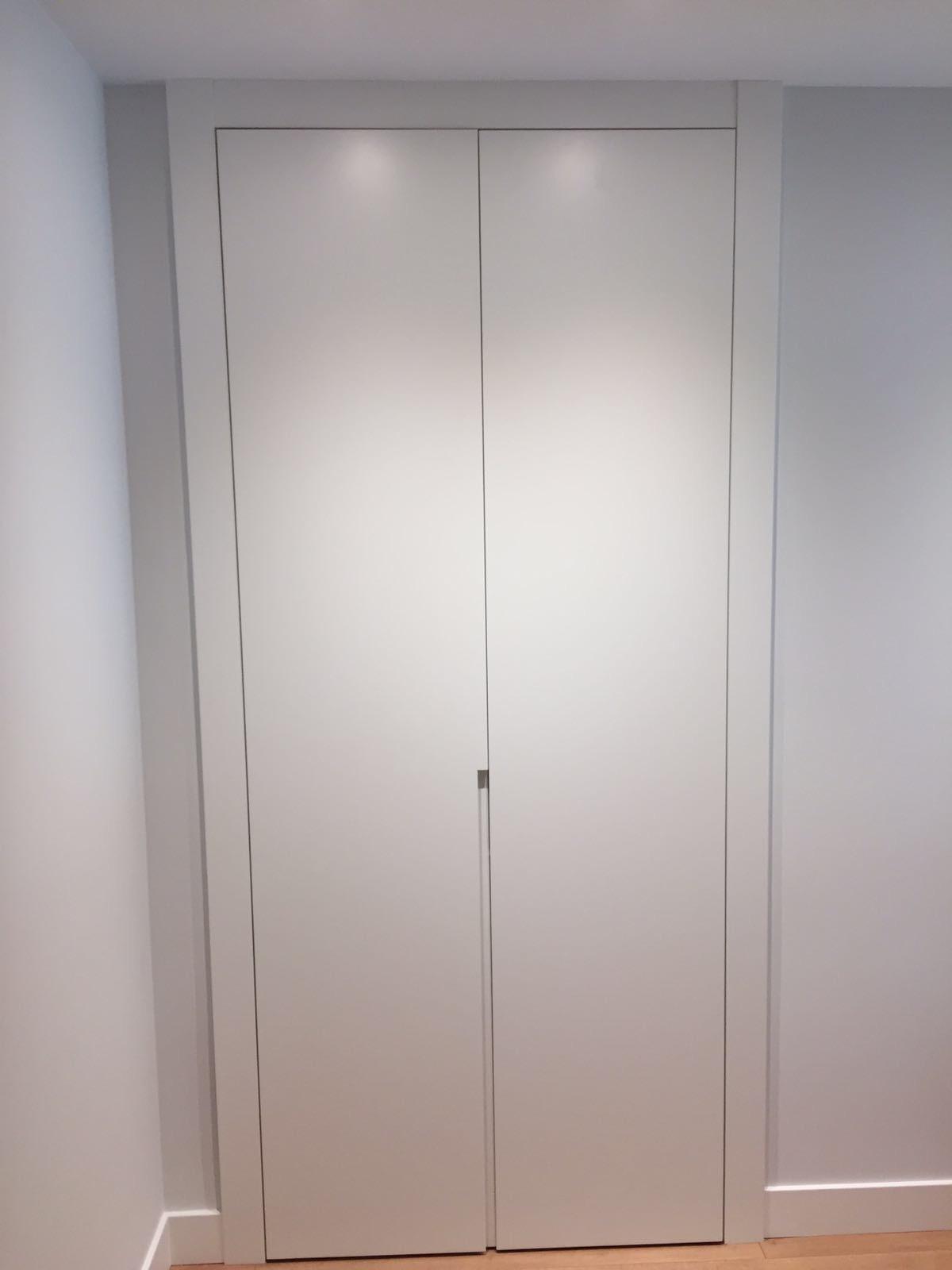 Puertas y armarios a medida