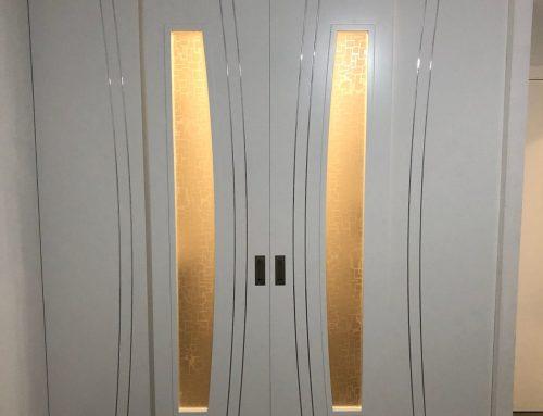 Puertas lacadas personalizadas y más