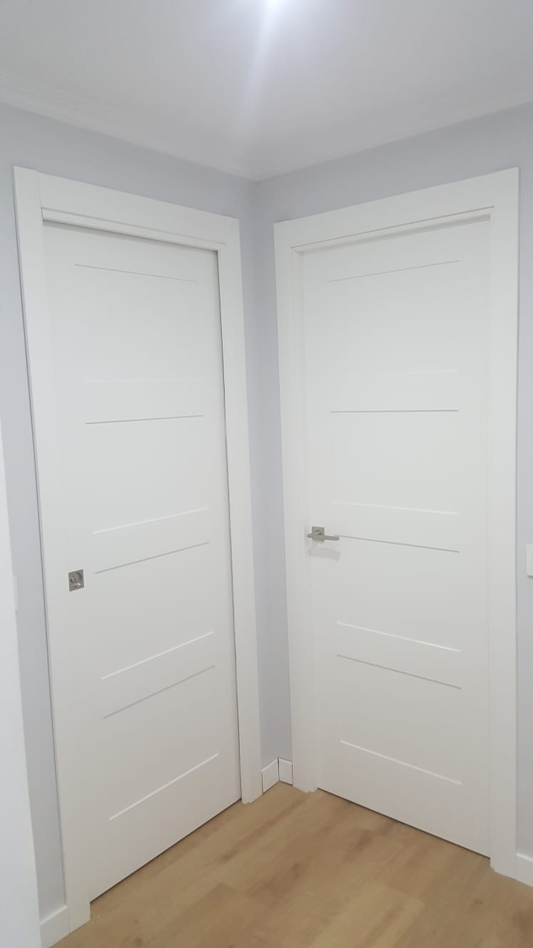 Puertas rebajadas